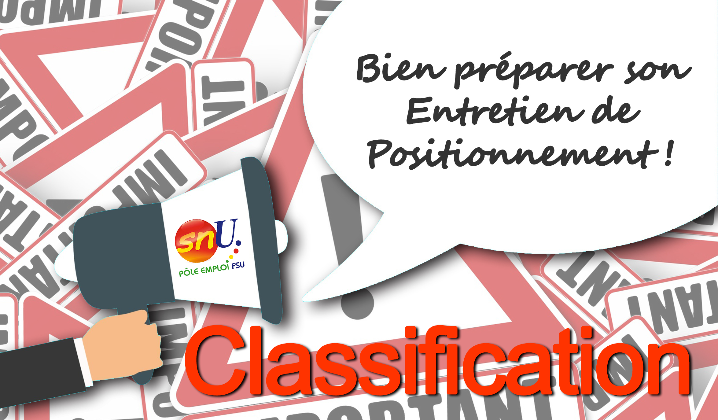 Classification : Positionnement et recours